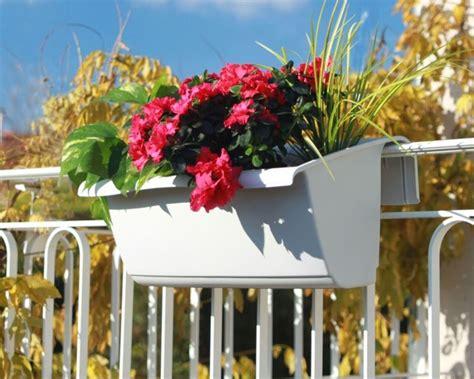 fiori per vasi da balcone fioriere da balcone vasi vasi e fioriere per il balcone