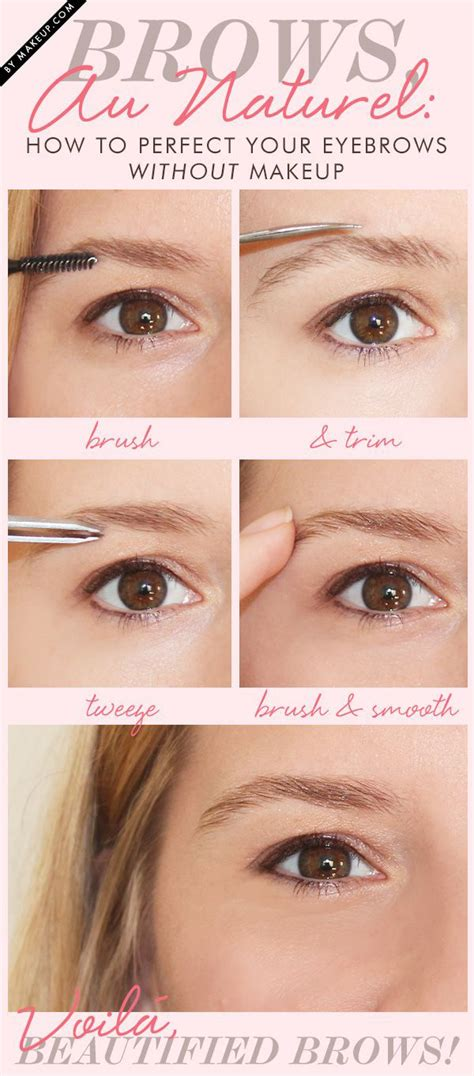 12 Tips On How To Pluck Your Eyebrows by 20 Eyebrow Hacks Tips And Tricks That Will Change Your
