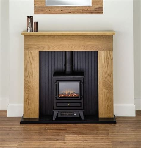 Electric Wood Burner With Surround 17 Best Ideas About Electric Stove On