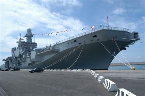 nave portaerei civonline la portaerei cavour e la fregata alpino per