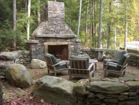 Outdoor Fireplace Ideas by Outdoor Fireplace D Amp S Furniture
