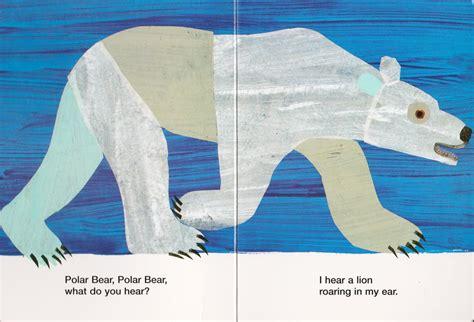 polar bear polar bear what do you hear youtube
