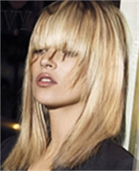 Kate Moss Cuts Bangs Em Or Em by Most Popular Bangs And Fringe In 2008