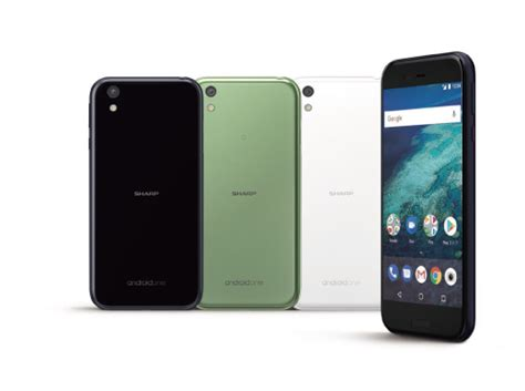 android one android one x1 スマートフォン 製品 y mobile 格安sim スマホはワイモバイルで