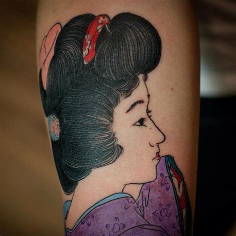 geisha tattoo and meaning 50 japanese geisha tattoo meaning and designs