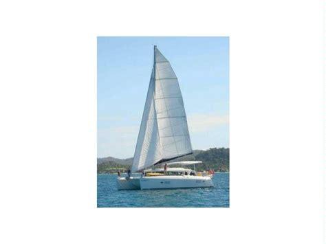catamarans for sale devon lagoon 420 hybrid in devon catamarans sailboat used
