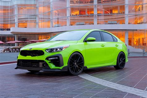 2020 Kia Gt Coupe by 2020 Kia Forte Gt Performance Editions At 2018 Sema Show