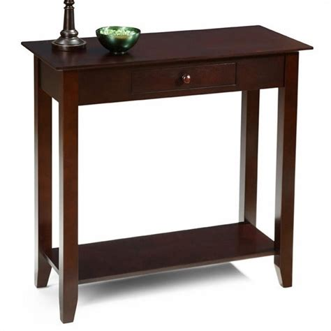 Top Shelf Concepts by Convenience Concepts American Heritage Table With