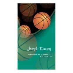 basketball coach business cards basketball coach business cards templates zazzle
