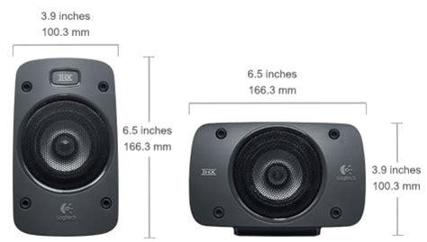 Logitech Z906 Dolby Surround Sound Speaker System Limited logitech z906 digital surround sound system 5 1 dolby