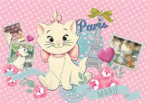 Abstract Art Wall Murals marie in paris aristocats disney pink wall mural by