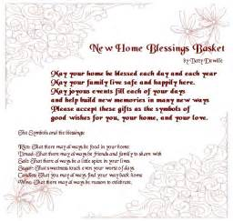 new home blessing basket house warming sayings and quotes quotesgram