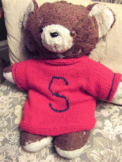 Teddy Adventures teddy adventures ivegotknits