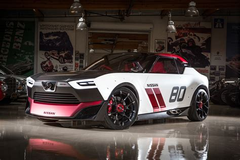 Garage For Rv Nissan Idx Nismo Concept Jay Leno S Garage Youtube