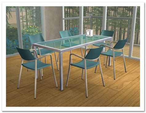 Donate Table And Chairs by Holy Simoly Best Quality Free Sims 2 Downloads