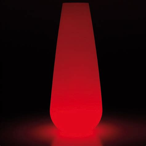 Vase With Light by Polyethylene Vase With Light Buba Light By Plust