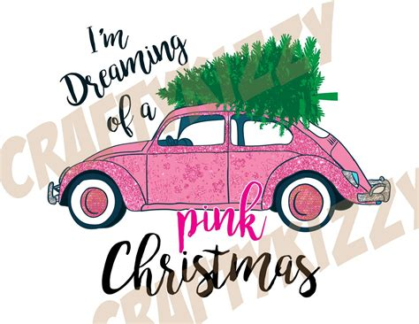 dream of bed bugs i m dreaming of a pink christmas vintage retro bug pillow decor retro car with