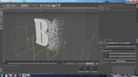 tutorial cinema 4d tutorial cinema 4d animaci 243 n texto poly fx en espa 241 ol