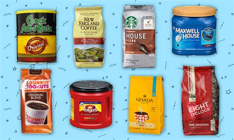 best tasting coffee brands we tested 13 grocery store coffees and here s the best one