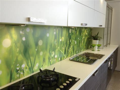 printed glass splashback ideas gallery