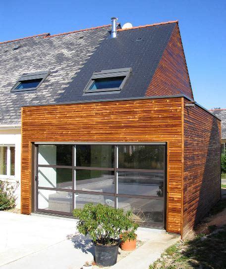 Agrandissement Bois Prix M2 3965 by Extension Bois Maison Extension En Bois Toiture En