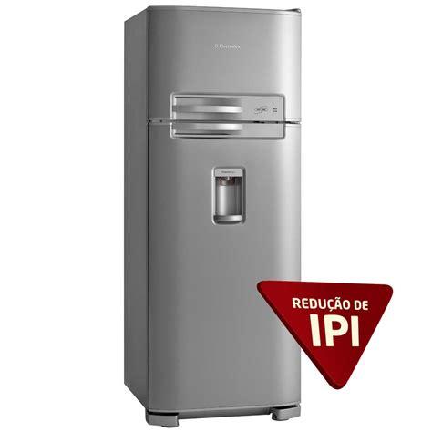 Dispenser Electrolux refrigerador electrolux cycle defrost duplex dc50x