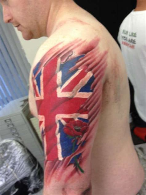 union jack tattoo something like this maybe but smaller tattoos