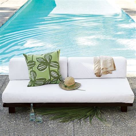 west elm tillary outdoor sofa tillary outdoor sofa west elm wicker wood and outdoor