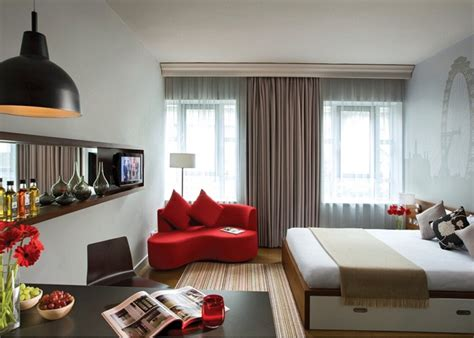 studio bedroom ideas how decorate a small apartment as a studio effectively