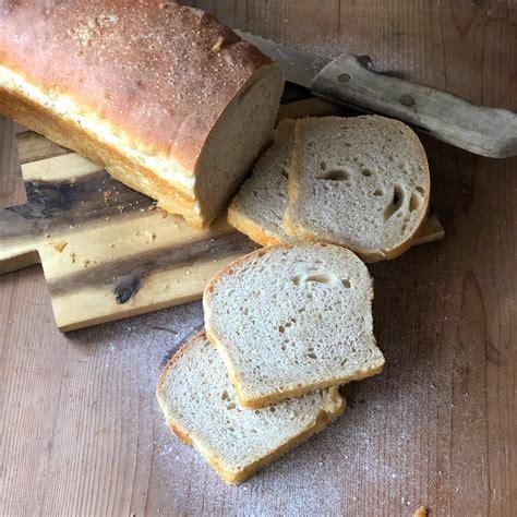 pane in cassetta con lievito madre pane in cassetta con pasta madre ideale per toast la