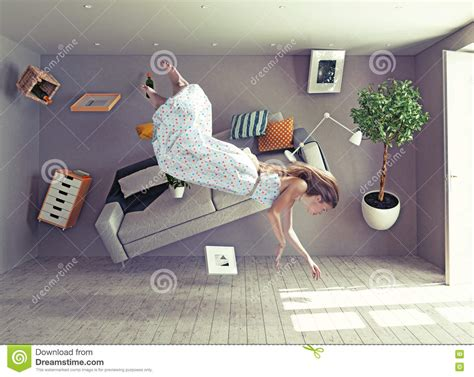 room with no gravity a flies in zero gravity room stock photo image of chair 56908328