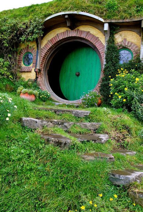 hobbit houses new zealand hobbiton hobbit house in new zealand architecture