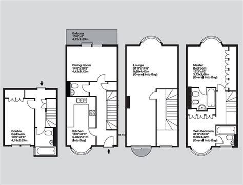 townhouses floor plans townhouses three bedroom townhouse floorplan