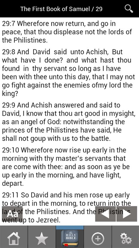 free kjv bible apps for android king bible kjv free android apps on play