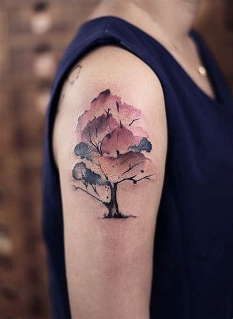 watercolor tattoo on black skin 90 watercolor ideas that turn skin into canvas