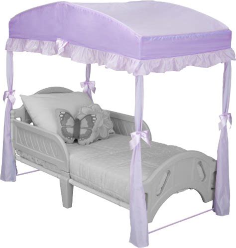 delta childrens bed delta children s girls canopy for toddler bed