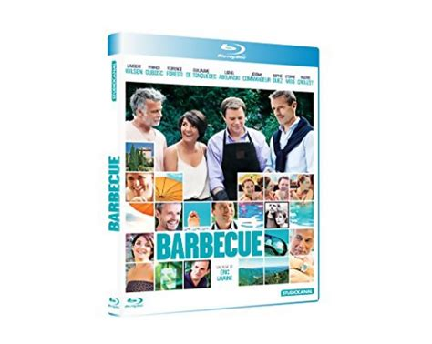 Barbecue Avril Blue by Barbecue En Dvd