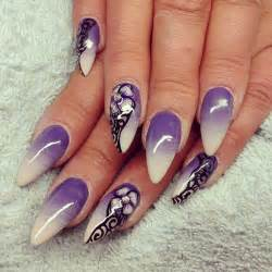 Ombre Design latest nails fashion of ombre nail designs 2017