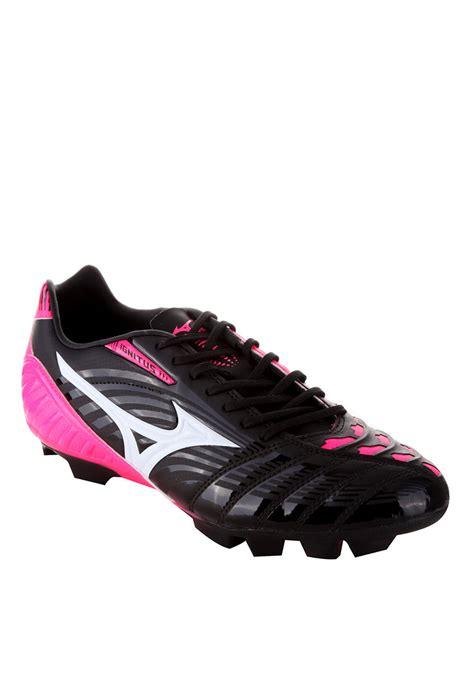 Sepatu Bola Mizuno Ignitus jual sepatu bola mizuno ignitus 3 md black white neon