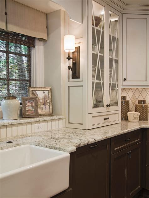 kitchen taupe kitchen design with tile