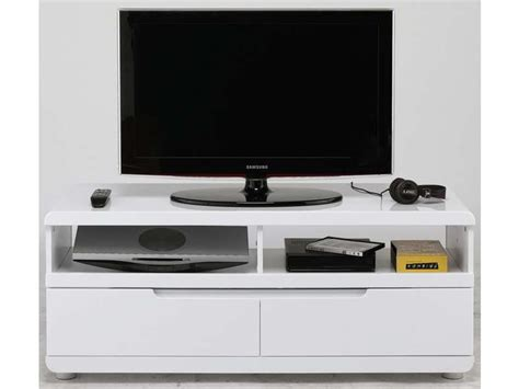 meuble tv blanc bel air artzein