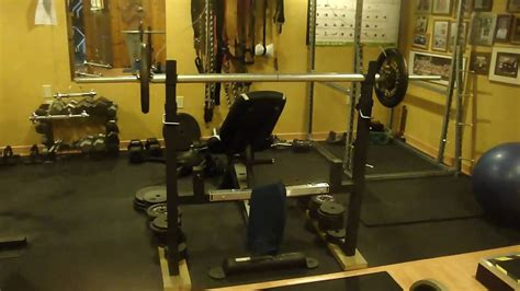 how to make a home gym today s creative life make your own home gym youtube