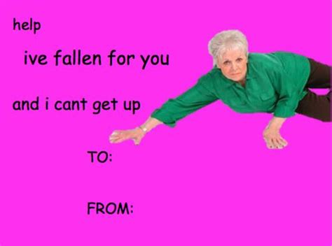 absolutely perfect comic sans valentines day cards