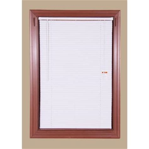How Do Mini Blinds Work Odl 22 In X 36 In Add On Enclosed Aluminum Blinds In