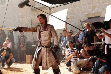 actor game thrones come to girona and relive the sensations of the stars in