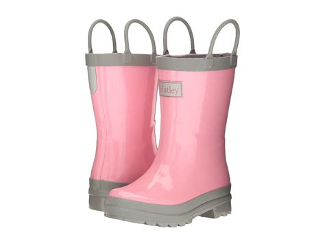 toddler pink boots hatley gray pink boots toddler kid at
