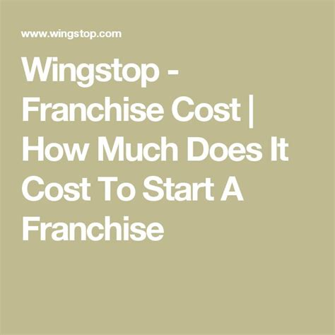 how much does a franchise cost best 25 franchise cost ideas on low cost franchise opportunities best franchise