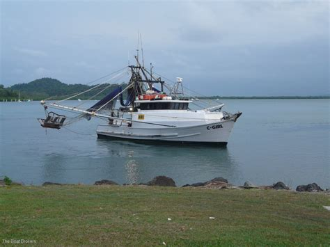 boat sales queensland prawn trawler commercial vessel boats online for sale