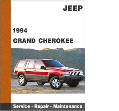 service and repair manuals 1994 jeep grand cherokee electronic valve timing jeep service repair manual download 1994 jeep grand cherokee service repair manual download