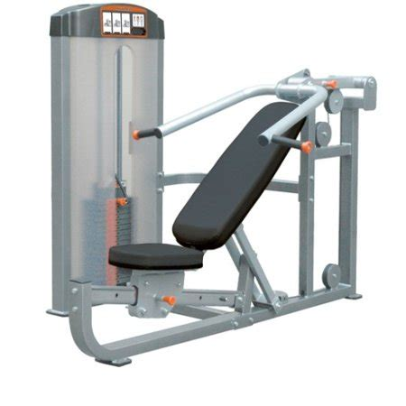 Incline Machine by Chion Selectorized Incline Shoulder Press Machine